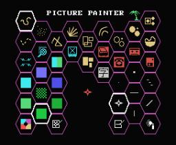 Picture Painter (1984, MSX, Tim Feldman)