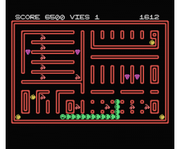 Labboss (1987, MSX, Cleversoft)