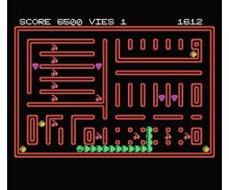 Labboss (1987, MSX, Cleversoft)