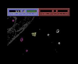 Blasteroids (1987, MSX, Image Works)