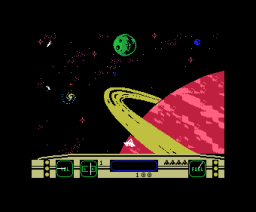 Moonsweeper (1985, MSX, Imagic, Interphase)