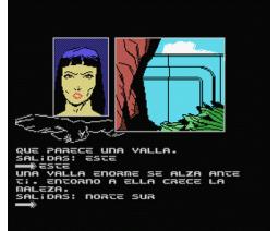 Mantis 1 (1989, MSX, Raven)