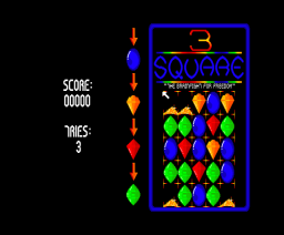 3 Square (1993, MSX2, Emphasys)