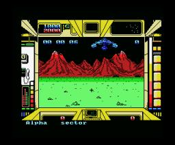Terrorpods (1989, MSX, Melbourne House)