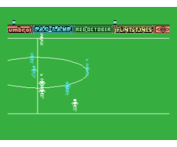 Peter Beardsley's International Football (1988, MSX, Grandslam Entertainments)