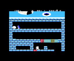 Doki Doki Penguin Land (1985, MSX, Sega)