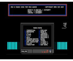Jer's Musix Disk (1994, MSX2, Jer Der)