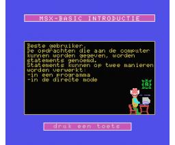 MSX BASIC (1985, MSX, Aackosoft)