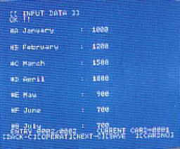 Quicknotes (1985, MSX, Sony)