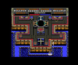 Laydock 2 - Last Attack (1988, MSX2+, T&ESOFT)