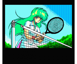 Tokimeki Sports Gal (1988, MSX2, Adult Inn)