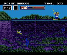 Tsurikichi Sanpei Tsurisennin Hen (1989, MSX2, Cross Media Soft)