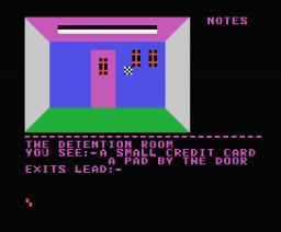 Salvage (1986, MSX, Livewire)