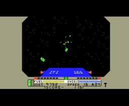 Blockade Runner (1984, MSX, Interphase)