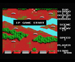 Panther (1986, MSX, IREM)