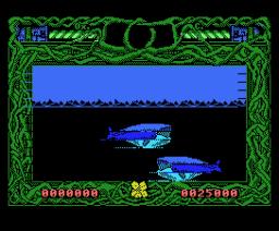 Rescate Atlántida (1989, MSX, MSX2, Dinamic)