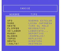 MSX Software Nº1 (1986, MSX, Grupo de Trabajo Software (G.T.S.))