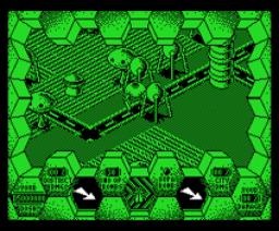 Amaurote (1987, MSX, Mastertronic)