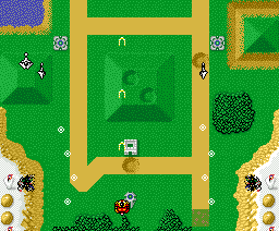 Famicle Parodic 2 (1990, MSX2, Bit²)