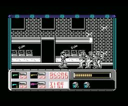 Robocop (1988, MSX, Ocean)