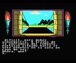 Abracadabra (1988, MSX, Odisea Software)