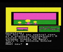 Silicon Dreams II (1984, MSX, Level 9 Computing)