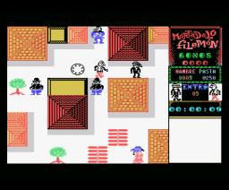 Clever & Smart (1988, MSX, Xortrapa Soft)
