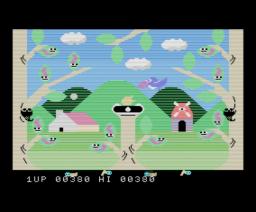 Birdie (1984, MSX, Mama Top)