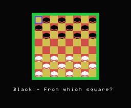MSX Board Games 1 (1985, MSX, Orpheus)