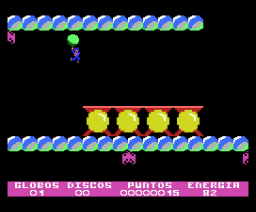 Supertripper (1985, MSX, Indescomp)