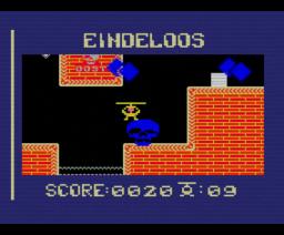 Eindeloos (1986, MSX2, Radarsoft)