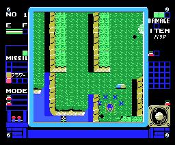 Topple Zip (1986, MSX, KLON)