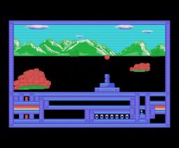Iron of the War (1986, MSX, Mind Games España)
