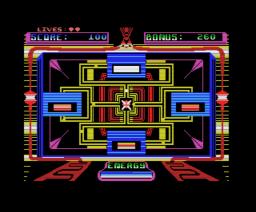 Starbite (1988, MSX, Eurosoft)