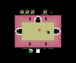 Alcazar (1985, MSX, Activision)