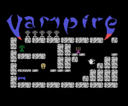 Vampire (MSX, Manhattan Transfer)