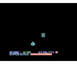 Proxima Centauri (1988, MSX, Lovako Software)