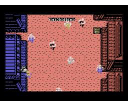 Gun.Smoke (1990, MSX, Prosoft)
