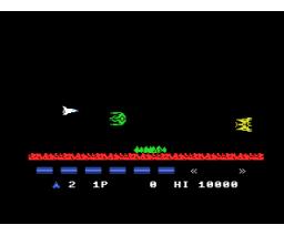 Venom (1989, MSX, Kotai)