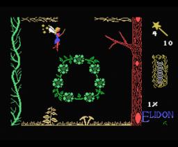 Elidon (1985, MSX, Orpheus)