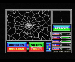 Attacked (MSX, Tynesoft)