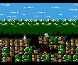 Pentaro Odyssey 2 - The Island (2000, MSX2, Cabinet)