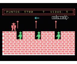 El Saltarín (MSX, Grupo de Trabajo Software (G.T.S.))