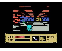 Tales of Popolon (2017, MSX, MSX2+, Turbo-R, BrainGames)