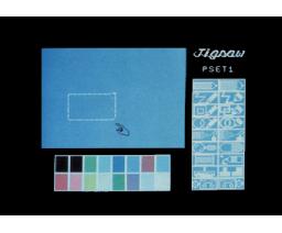 Jigsaw puzzle (1985, MSX, Nippon Electronics (NEOS))