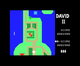 David II (1984, MSX, Ample Software)