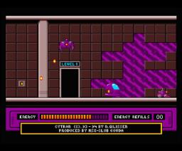 Cytron (1994, MSX2, N. Gilissen)