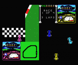 I Need Speed (2008, MSX, CEZ GS)