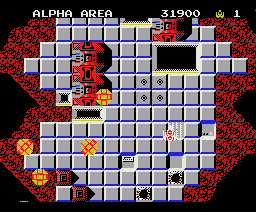 Star Force (1985, MSX, Tehkan)