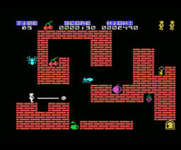 Forbidden Fruit (1985, MSX, Krypton Force)